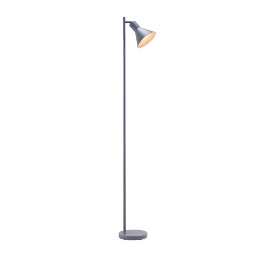 Lampadar design nordic Eik, gri 46734010 NL, Magazin,  a