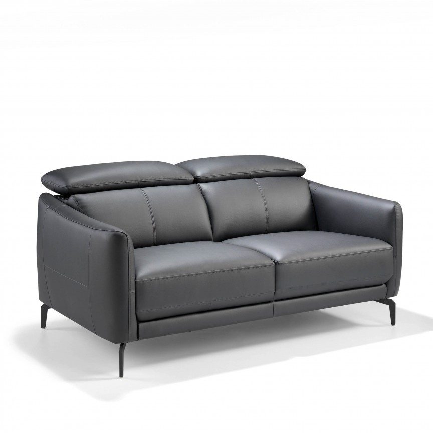 Canapea 2 locuri eleganta, design italian William AC-5359-2P, Canapele - Coltare, Corpuri de iluminat, lustre, aplice, veioze, lampadare, plafoniere. Mobilier si decoratiuni, oglinzi, scaune, fotolii. Oferte speciale iluminat interior si exterior. Livram in toata tara.  a