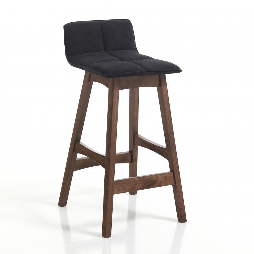 Set de 2 scaune de bar design nordic Varm 3691 FTP, Scaune de bar, Corpuri de iluminat, lustre, aplice, veioze, lampadare, plafoniere. Mobilier si decoratiuni, oglinzi, scaune, fotolii. Oferte speciale iluminat interior si exterior. Livram in toata tara.  a