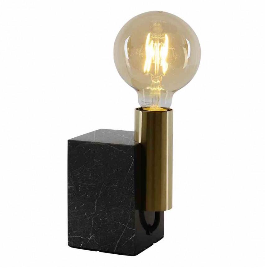 Veioza, Lampa de masa design modern Marmor, alama 3173645 NV, Veioze, Lampi de masa, Corpuri de iluminat, lustre, aplice, veioze, lampadare, plafoniere. Mobilier si decoratiuni, oglinzi, scaune, fotolii. Oferte speciale iluminat interior si exterior. Livram in toata tara.  a