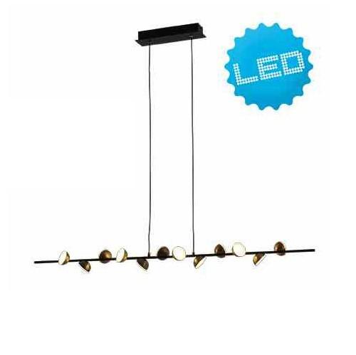 Lustra cu 12 surse de lumina LED Techno 7083644 NV, Lustre LED, Pendule LED, Corpuri de iluminat, lustre, aplice, veioze, lampadare, plafoniere. Mobilier si decoratiuni, oglinzi, scaune, fotolii. Oferte speciale iluminat interior si exterior. Livram in toata tara.  a