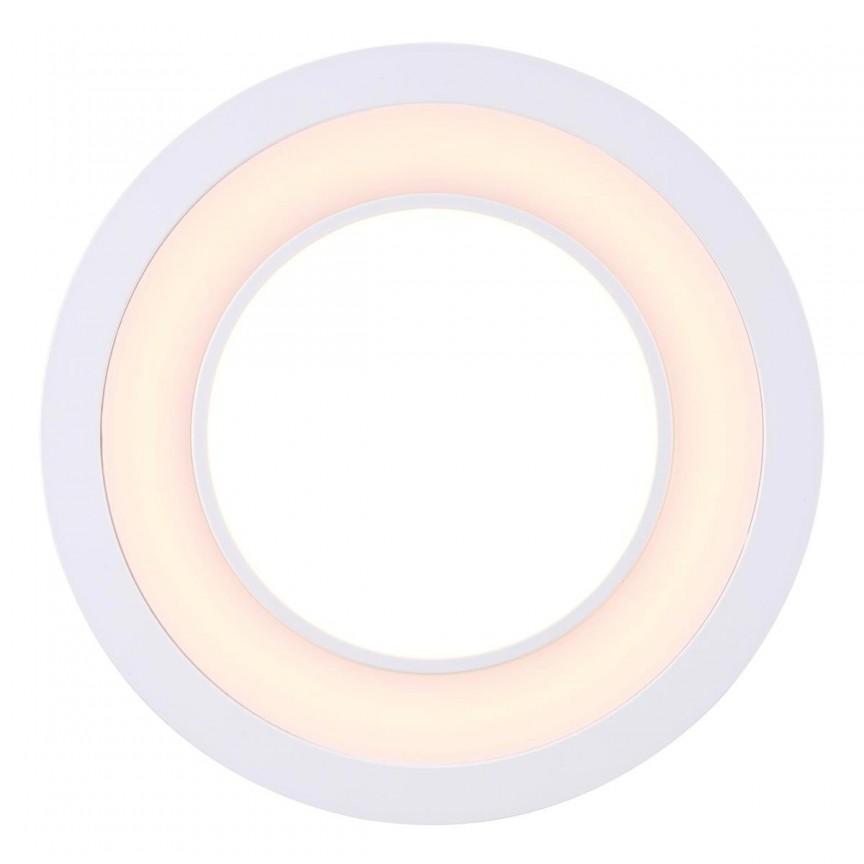 Spot LED incastrabil Clyde 15 / 2700K / 3-Step MOODMAKER, ILUMINAT INTERIOR LED , ⭐ modele moderne de lustre LED cu telecomanda potrivite pentru living, bucatarie, birou, dormitor, baie, camera copii (bebe si tineret), casa scarii, hol. ✅Design de lux premium actual Top 2020! ❤️Promotii lampi LED❗ ➽ www.evalight.ro. Alege oferte la sisteme si corpuri de iluminat cu LED dimabile (becuri cu leduri si module LED integrate cu lumina calda, naturala sau rece), ieftine si de lux. Cumpara la comanda sau din stoc, oferte si reduceri speciale cu vanzare rapida din magazine la cele mai bune preturi. Te aşteptăm sa admiri calitatea superioara a produselor noastre live în showroom-urile noastre din Bucuresti si Timisoara❗ a
