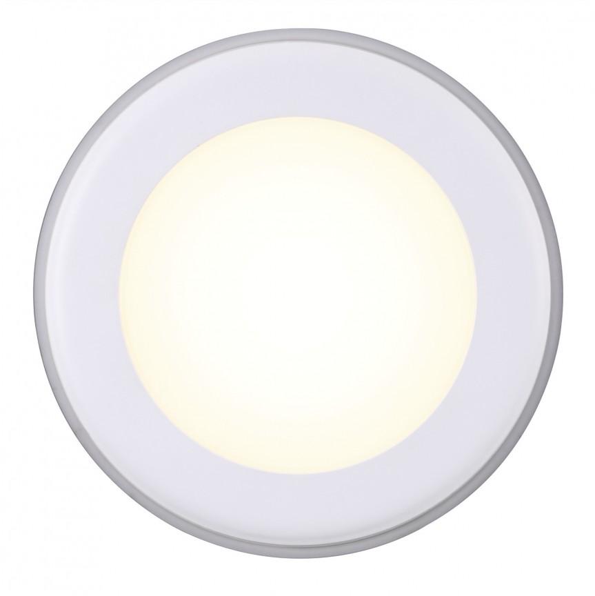 Spot LED incastrabil Elkton 14 / 2700K / 3-Step MOODMAKER, ILUMINAT INTERIOR LED , ⭐ modele moderne de lustre LED cu telecomanda potrivite pentru living, bucatarie, birou, dormitor, baie, camera copii (bebe si tineret), casa scarii, hol. ✅Design de lux premium actual Top 2020! ❤️Promotii lampi LED❗ ➽ www.evalight.ro. Alege oferte la sisteme si corpuri de iluminat cu LED dimabile (becuri cu leduri si module LED integrate cu lumina calda, naturala sau rece), ieftine si de lux. Cumpara la comanda sau din stoc, oferte si reduceri speciale cu vanzare rapida din magazine la cele mai bune preturi. Te aşteptăm sa admiri calitatea superioara a produselor noastre live în showroom-urile noastre din Bucuresti si Timisoara❗ a