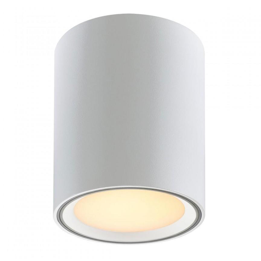 Spot LED aplicat Fallon long alb 4-Step MOODMAKER , Spoturi aplicate - tavan / perete, Corpuri de iluminat, lustre, aplice, veioze, lampadare, plafoniere. Mobilier si decoratiuni, oglinzi, scaune, fotolii. Oferte speciale iluminat interior si exterior. Livram in toata tara.  a