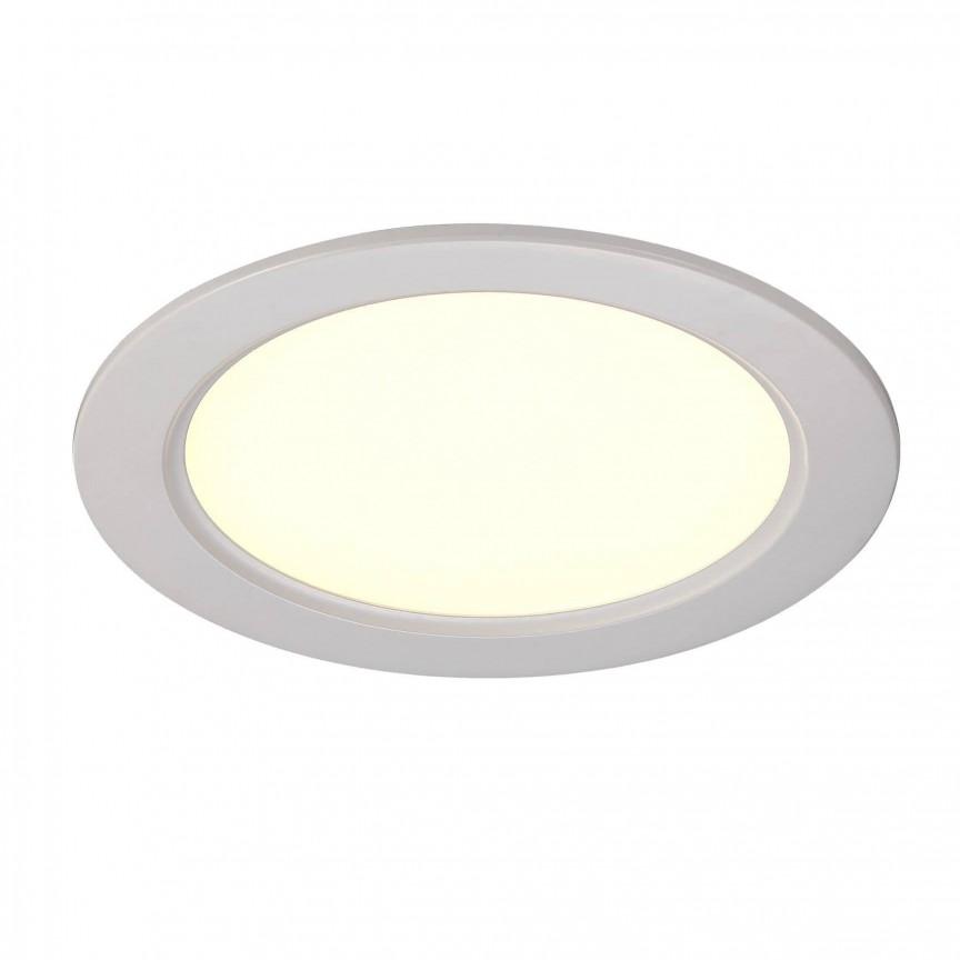Spot LED incastrabil pentru baie IP44 Palma 14 83510001 NL , Plafoniere cu protectie pentru baie, Corpuri de iluminat, lustre, aplice, veioze, lampadare, plafoniere. Mobilier si decoratiuni, oglinzi, scaune, fotolii. Oferte speciale iluminat interior si exterior. Livram in toata tara.  a