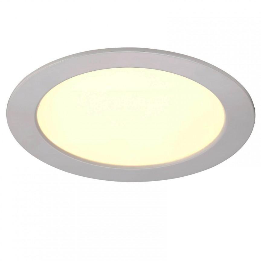 Spot LED incastrabil pentru baie IP44 Palma 18 83520001 NL, Plafoniere cu protectie pentru baie, Corpuri de iluminat, lustre, aplice, veioze, lampadare, plafoniere. Mobilier si decoratiuni, oglinzi, scaune, fotolii. Oferte speciale iluminat interior si exterior. Livram in toata tara.  a