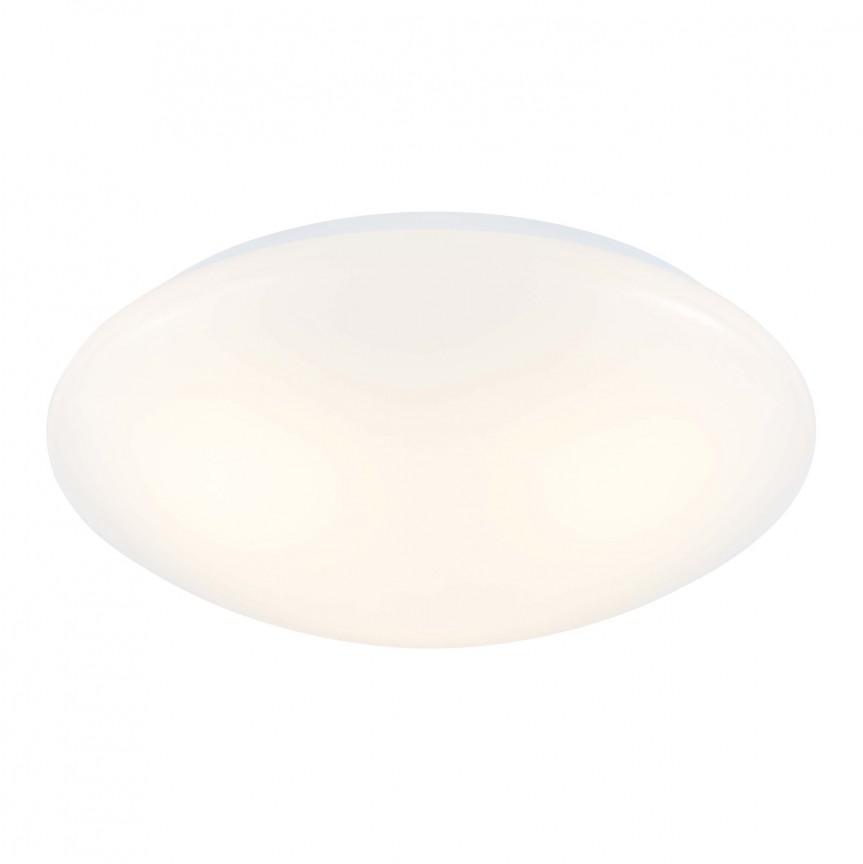 Plafoniera LED design circular Montone 30 2700K 49956101 NL, Plafoniere moderne, Corpuri de iluminat, lustre, aplice, veioze, lampadare, plafoniere. Mobilier si decoratiuni, oglinzi, scaune, fotolii. Oferte speciale iluminat interior si exterior. Livram in toata tara.  a