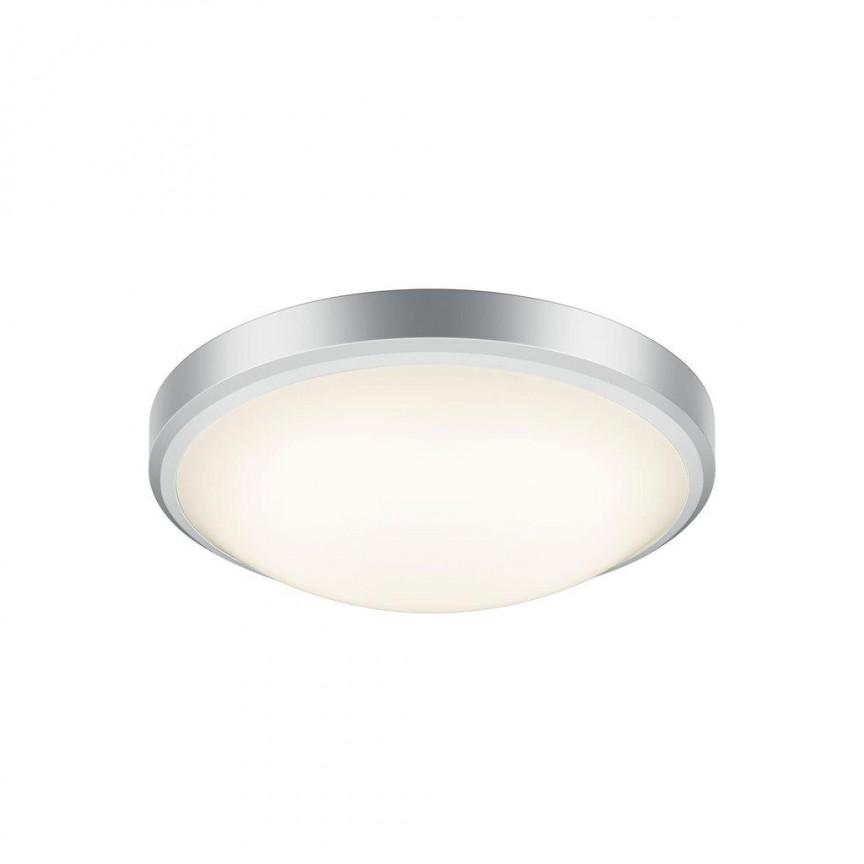 Plafoniera LED dimabila pentru baie Baton crom 4000K 47916033 NL, Plafoniere moderne, Corpuri de iluminat, lustre, aplice, veioze, lampadare, plafoniere. Mobilier si decoratiuni, oglinzi, scaune, fotolii. Oferte speciale iluminat interior si exterior. Livram in toata tara.  a