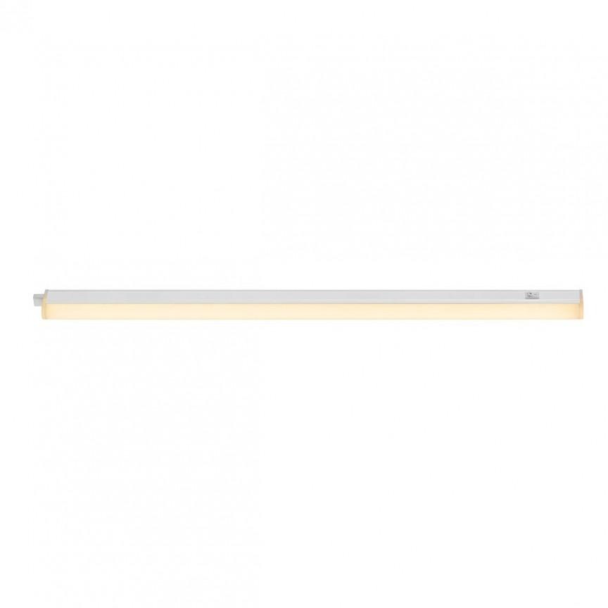 Aplica LED pentru mobila MOODMAKER Latona 9W 47426101 NL, Aplice de perete LED, Corpuri de iluminat, lustre, aplice, veioze, lampadare, plafoniere. Mobilier si decoratiuni, oglinzi, scaune, fotolii. Oferte speciale iluminat interior si exterior. Livram in toata tara.  a