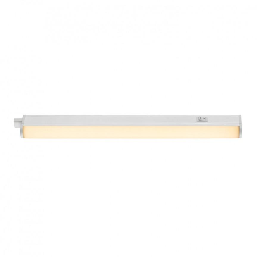 Aplica LED pentru mobila design liniar Renton 30 47776101 NL, Aplice de perete LED, Corpuri de iluminat, lustre, aplice, veioze, lampadare, plafoniere. Mobilier si decoratiuni, oglinzi, scaune, fotolii. Oferte speciale iluminat interior si exterior. Livram in toata tara.  a
