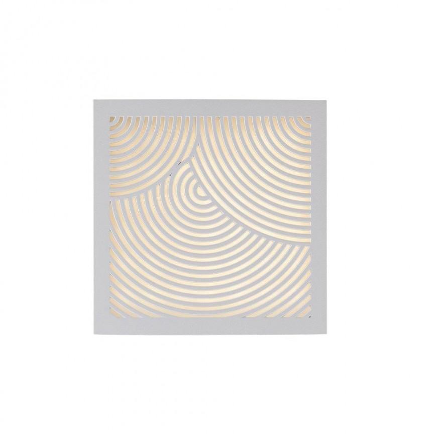 Aplica LED ambientala design decorativ Maze Bended alba 46881001 NL, Magazin, Corpuri de iluminat, lustre, aplice, veioze, lampadare, plafoniere. Mobilier si decoratiuni, oglinzi, scaune, fotolii. Oferte speciale iluminat interior si exterior. Livram in toata tara.  a