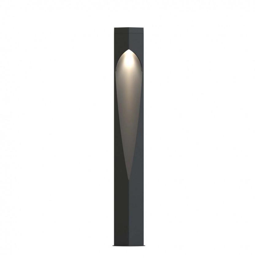 Stalp iluminat exterior design modern Concordia 49018050 NL, Stalpi de iluminat exterior mici si medii , Corpuri de iluminat, lustre, aplice, veioze, lampadare, plafoniere. Mobilier si decoratiuni, oglinzi, scaune, fotolii. Oferte speciale iluminat interior si exterior. Livram in toata tara.  a