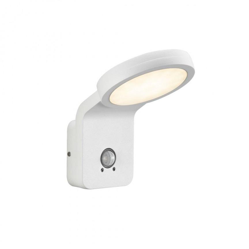 Aplica LED exterior cu senzor de miscare Marina Flatline alba 46831001 NL, Iluminat cu senzor de miscare,  a