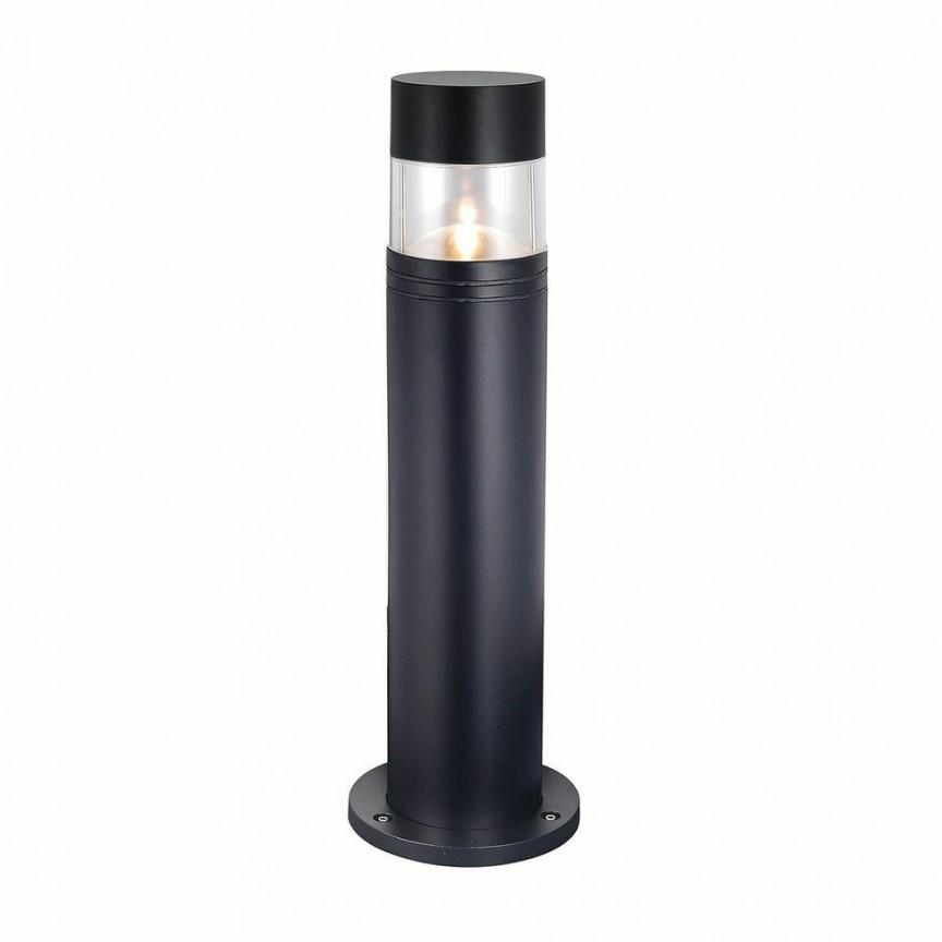 Stalp LED exterior design modern Momento 871423 NL, Stalpi de iluminat exterior mici si medii , Corpuri de iluminat, lustre, aplice, veioze, lampadare, plafoniere. Mobilier si decoratiuni, oglinzi, scaune, fotolii. Oferte speciale iluminat interior si exterior. Livram in toata tara.  a