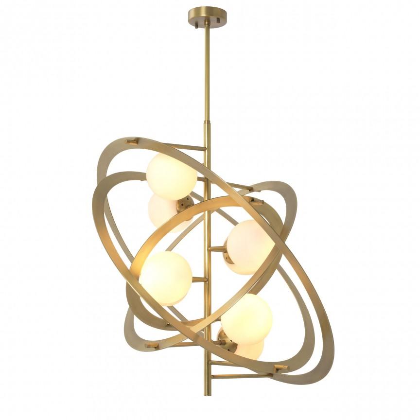 Candelabru design LUX Space alama 113251 HZ, Candelabre, Lustre moderne, Corpuri de iluminat, lustre, aplice, veioze, lampadare, plafoniere. Mobilier si decoratiuni, oglinzi, scaune, fotolii. Oferte speciale iluminat interior si exterior. Livram in toata tara.  a