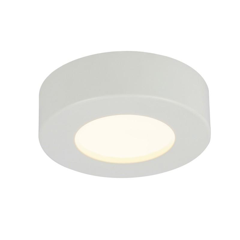 Plafoniera LED mini de tip spot aplicat Ø12cm PAULA 41605-6 GL, ILUMINAT INTERIOR LED , Corpuri de iluminat, lustre, aplice, veioze, lampadare, plafoniere. Mobilier si decoratiuni, oglinzi, scaune, fotolii. Oferte speciale iluminat interior si exterior. Livram in toata tara.  a