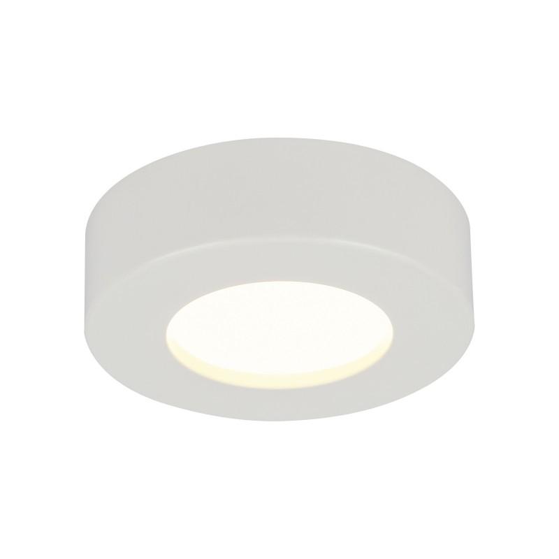 Plafoniera LED dimabila mini de tip spot aplicat Ø12cm PAULA 41605-9D GL, ILUMINAT INTERIOR LED , Corpuri de iluminat, lustre, aplice, veioze, lampadare, plafoniere. Mobilier si decoratiuni, oglinzi, scaune, fotolii. Oferte speciale iluminat interior si exterior. Livram in toata tara.  a