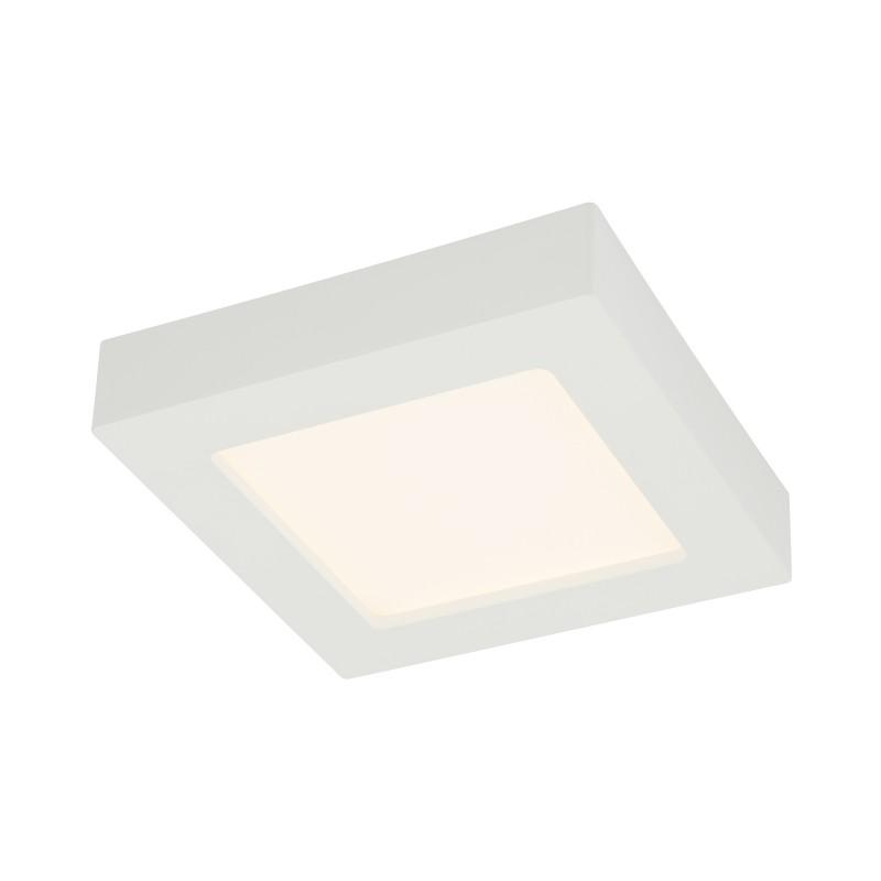 Plafoniera LED mini de tip spot aplicat 12W SVENJA 41606-12 GL, ILUMINAT INTERIOR LED , Corpuri de iluminat, lustre, aplice, veioze, lampadare, plafoniere. Mobilier si decoratiuni, oglinzi, scaune, fotolii. Oferte speciale iluminat interior si exterior. Livram in toata tara.  a