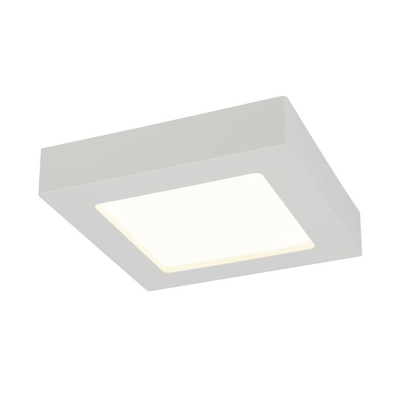 Plafoniera LED design slim 18W SVENJA 41606-18 GL, ILUMINAT INTERIOR LED , Corpuri de iluminat, lustre, aplice, veioze, lampadare, plafoniere. Mobilier si decoratiuni, oglinzi, scaune, fotolii. Oferte speciale iluminat interior si exterior. Livram in toata tara.  a
