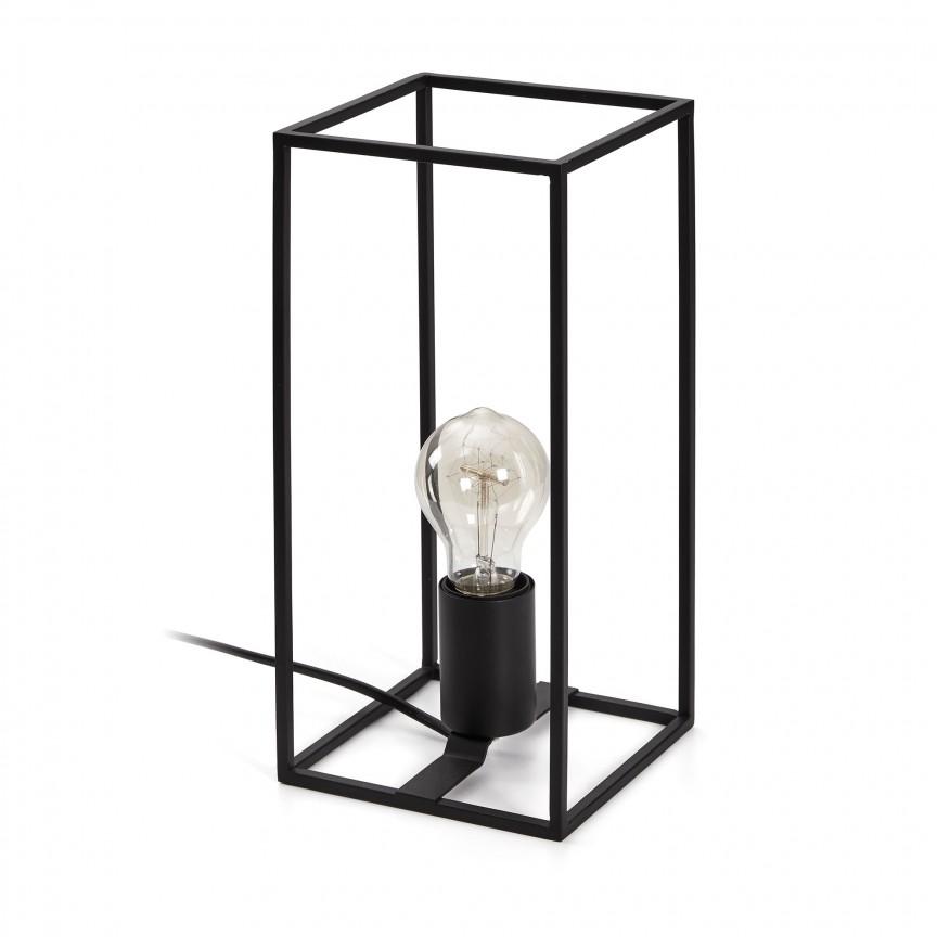 Veioza / Lampa de masa design minimalist Lennox AA4097R01 JG, Veioze, Lampi de masa, Corpuri de iluminat, lustre, aplice, veioze, lampadare, plafoniere. Mobilier si decoratiuni, oglinzi, scaune, fotolii. Oferte speciale iluminat interior si exterior. Livram in toata tara.  a
