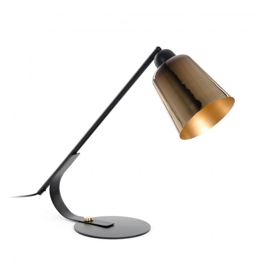 Veioza / Lampa de masa moderna Anina AA4299R35 JG, Veioze, Lampi de masa, Corpuri de iluminat, lustre, aplice, veioze, lampadare, plafoniere. Mobilier si decoratiuni, oglinzi, scaune, fotolii. Oferte speciale iluminat interior si exterior. Livram in toata tara.  a