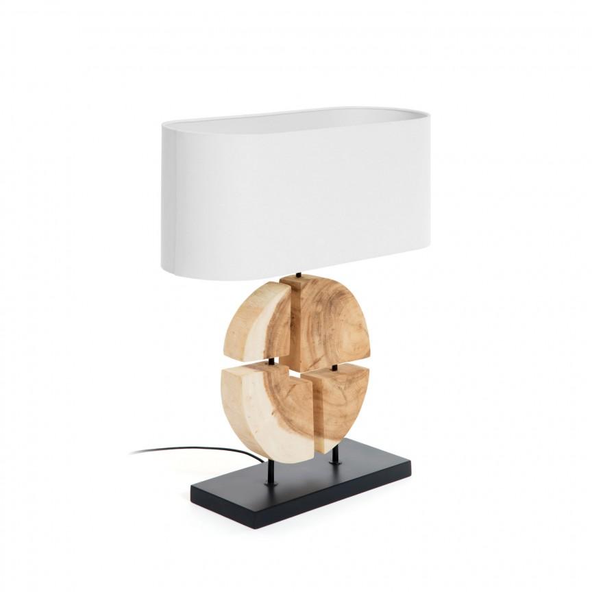 Lampa de masa rustica design decorativ Orbital AA4261J33 JG, Veioze, Corpuri de iluminat, lustre, aplice, veioze, lampadare, plafoniere. Mobilier si decoratiuni, oglinzi, scaune, fotolii. Oferte speciale iluminat interior si exterior. Livram in toata tara.  a