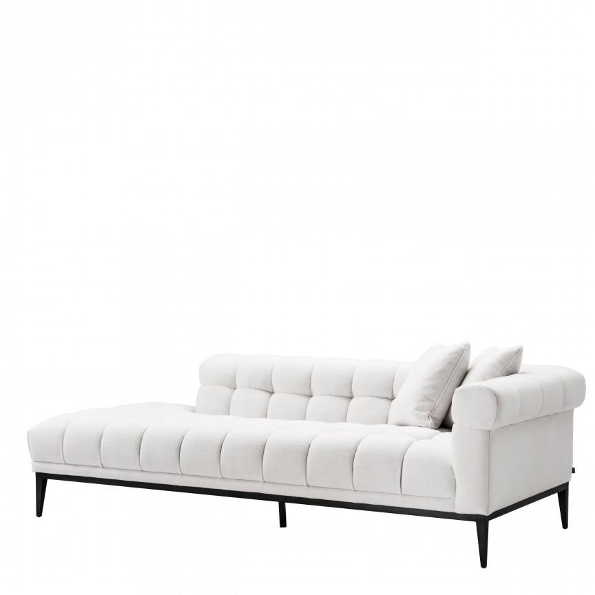 Canapea eleganta design LUX Aurelio right, avalon alb 113478 HZ, Cele mai noi produse 2019 a