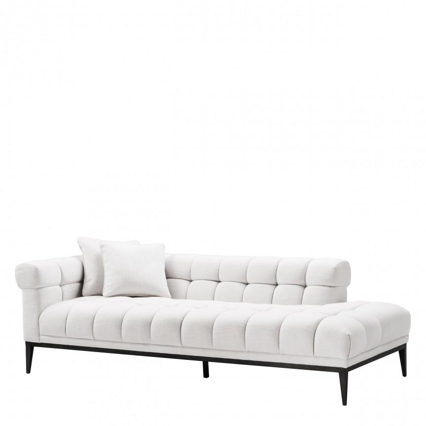 Canapea eleganta design LUX Aurelio left, avalon alb 113357 HZ, Cele mai noi produse 2019 a