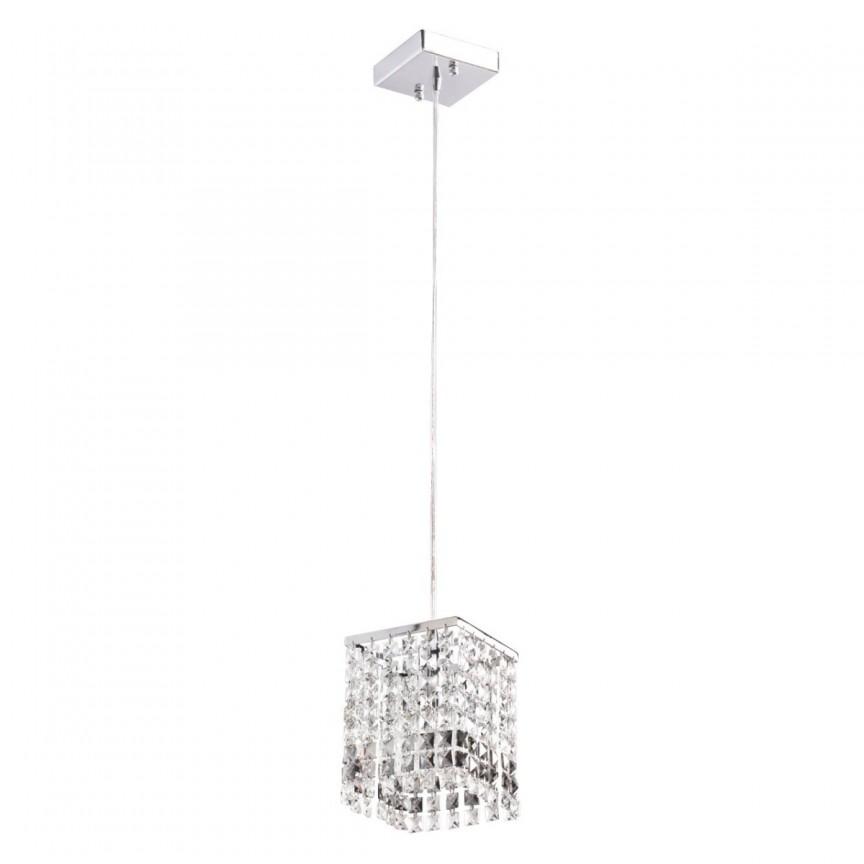 Pendul cristal design elegant BREEZE 464011701 MW, Candelabre, Pendule clasice, Corpuri de iluminat, lustre, aplice, veioze, lampadare, plafoniere. Mobilier si decoratiuni, oglinzi, scaune, fotolii. Oferte speciale iluminat interior si exterior. Livram in toata tara.  a