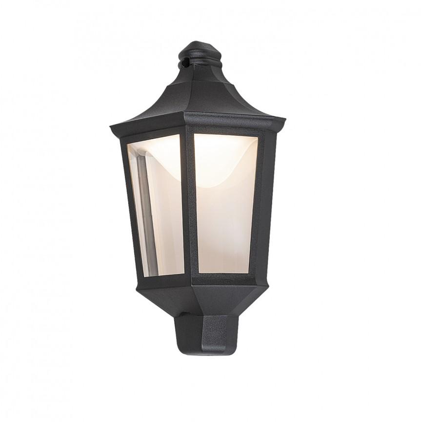 Aplica perete LED de exterior IP44 Rosewell 8979 RX, Aplice de exterior clasice, rustice, traditionale, Corpuri de iluminat, lustre, aplice, veioze, lampadare, plafoniere. Mobilier si decoratiuni, oglinzi, scaune, fotolii. Oferte speciale iluminat interior si exterior. Livram in toata tara.  a