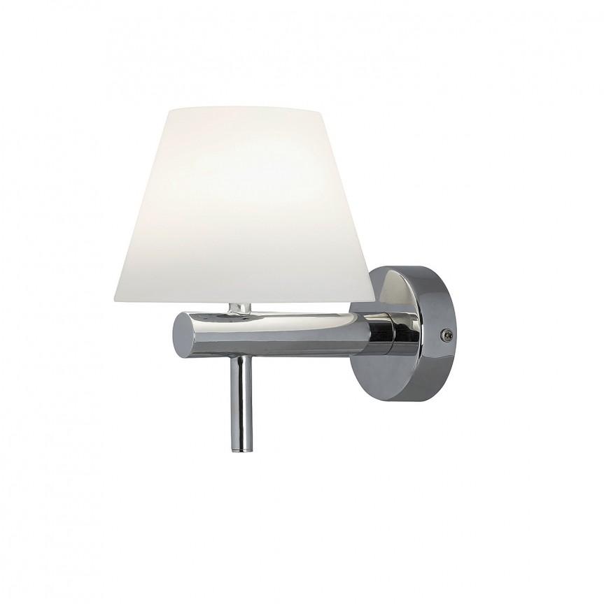 Aplica LED pentru baie IP44 Angus 3996 RX, Aplice pentru baie, oglinda, tablou, Corpuri de iluminat, lustre, aplice, veioze, lampadare, plafoniere. Mobilier si decoratiuni, oglinzi, scaune, fotolii. Oferte speciale iluminat interior si exterior. Livram in toata tara.  a
