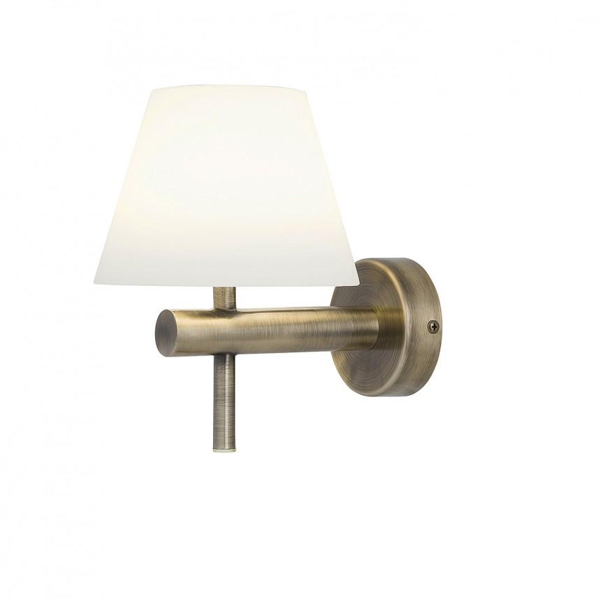 Aplica LED pentru baie IP44 Angus 3997 RX, Aplice pentru baie, oglinda, tablou, Corpuri de iluminat, lustre, aplice, veioze, lampadare, plafoniere. Mobilier si decoratiuni, oglinzi, scaune, fotolii. Oferte speciale iluminat interior si exterior. Livram in toata tara.  a