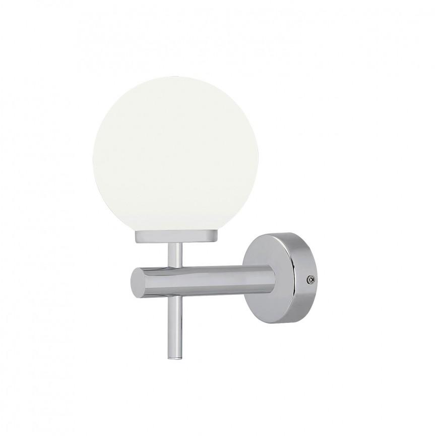 Aplica LED pentru baie IP44 Avery 3998 RX, Aplice pentru baie, oglinda, tablou, Corpuri de iluminat, lustre, aplice, veioze, lampadare, plafoniere. Mobilier si decoratiuni, oglinzi, scaune, fotolii. Oferte speciale iluminat interior si exterior. Livram in toata tara.  a