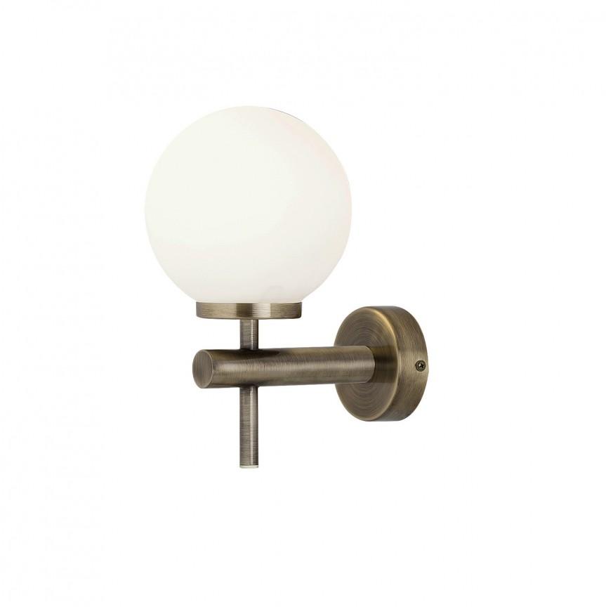 Aplica LED pentru baie IP44 Avery 3999 RX, Aplice pentru baie, oglinda, tablou, Corpuri de iluminat, lustre, aplice, veioze, lampadare, plafoniere. Mobilier si decoratiuni, oglinzi, scaune, fotolii. Oferte speciale iluminat interior si exterior. Livram in toata tara.  a