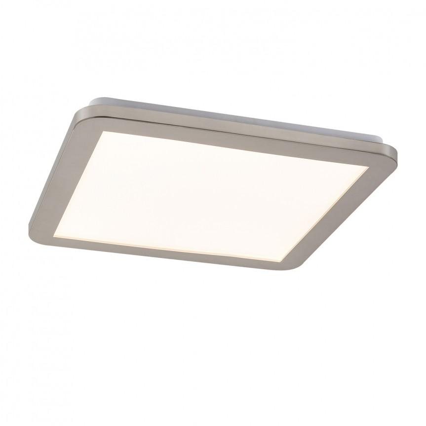 Plafoniera LED pentru baie IP44 30cm Jeremy 5209 RX, Plafoniere cu protectie pentru baie, Corpuri de iluminat, lustre, aplice, veioze, lampadare, plafoniere. Mobilier si decoratiuni, oglinzi, scaune, fotolii. Oferte speciale iluminat interior si exterior. Livram in toata tara.  a