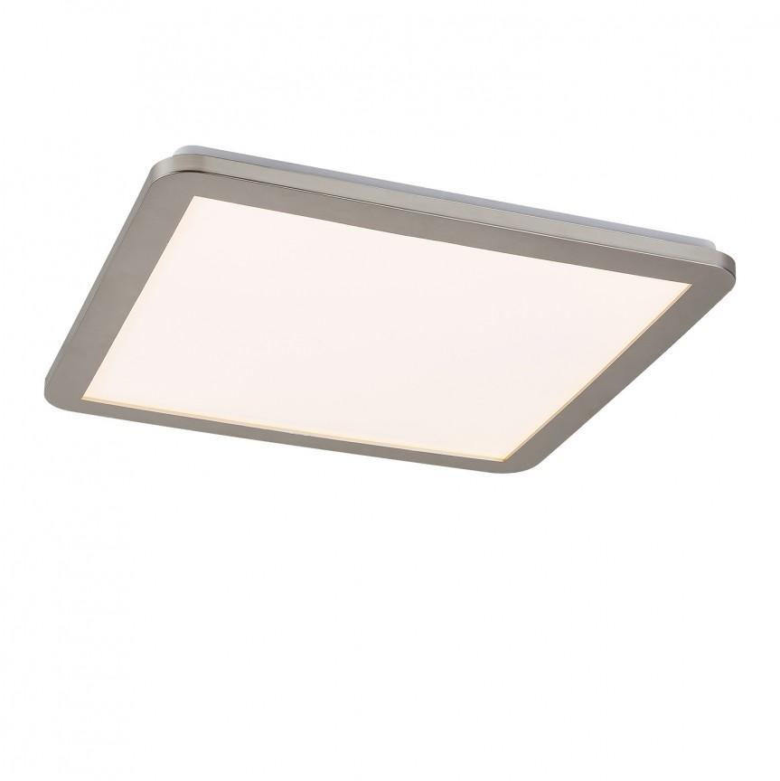 Plafoniera LED pentru baie IP44 40cm Jeremy 5210 RX, Plafoniere cu protectie pentru baie, Corpuri de iluminat, lustre, aplice, veioze, lampadare, plafoniere. Mobilier si decoratiuni, oglinzi, scaune, fotolii. Oferte speciale iluminat interior si exterior. Livram in toata tara.  a