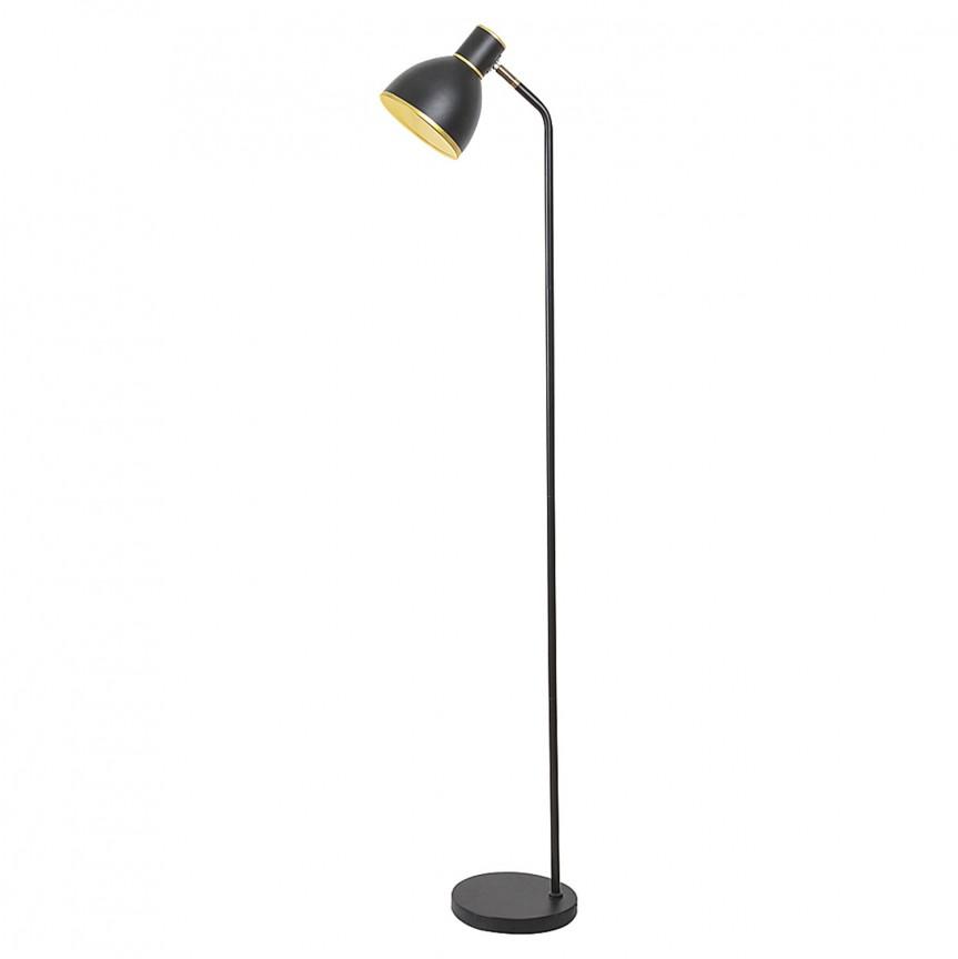 Lampadar / Lampa de podea design industrial Mackenzie 5602 RX, NOU ! Lustre VINTAGE, RETRO, INDUSTRIA Style,  a