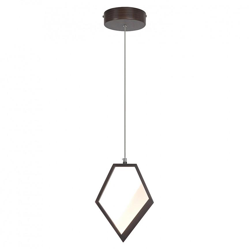 Pendul LED cu design minimasist Silvana 5642 RX, Lustre LED, Pendule LED, Corpuri de iluminat, lustre, aplice, veioze, lampadare, plafoniere. Mobilier si decoratiuni, oglinzi, scaune, fotolii. Oferte speciale iluminat interior si exterior. Livram in toata tara.  a