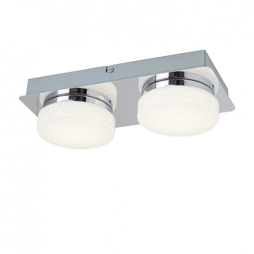 Plafoniera LED design minimalist Hilary 2 5662 RX, Plafoniere LED, Spoturi LED, Corpuri de iluminat, lustre, aplice, veioze, lampadare, plafoniere. Mobilier si decoratiuni, oglinzi, scaune, fotolii. Oferte speciale iluminat interior si exterior. Livram in toata tara.  a