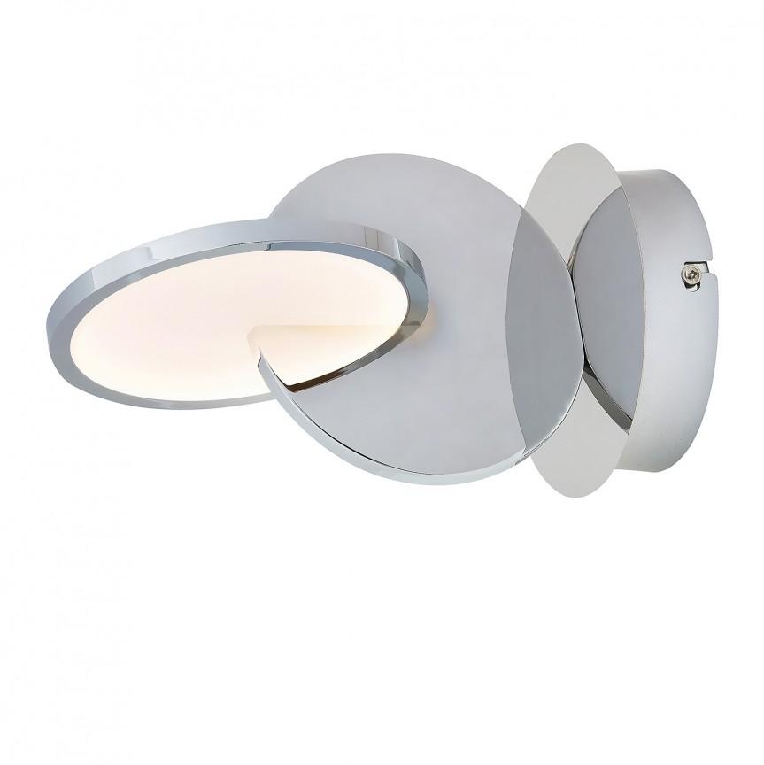 Aplica perete LED  design modern Assana 5668 RX, Aplice de perete LED, Corpuri de iluminat, lustre, aplice, veioze, lampadare, plafoniere. Mobilier si decoratiuni, oglinzi, scaune, fotolii. Oferte speciale iluminat interior si exterior. Livram in toata tara.  a