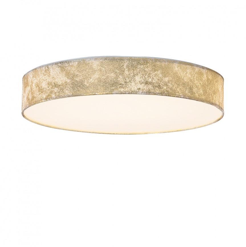 Plafoniera LED design modern Ø40cm Artemis aurie 5683 RX, Plafoniere LED, Spoturi LED, Corpuri de iluminat, lustre, aplice, veioze, lampadare, plafoniere. Mobilier si decoratiuni, oglinzi, scaune, fotolii. Oferte speciale iluminat interior si exterior. Livram in toata tara.  a