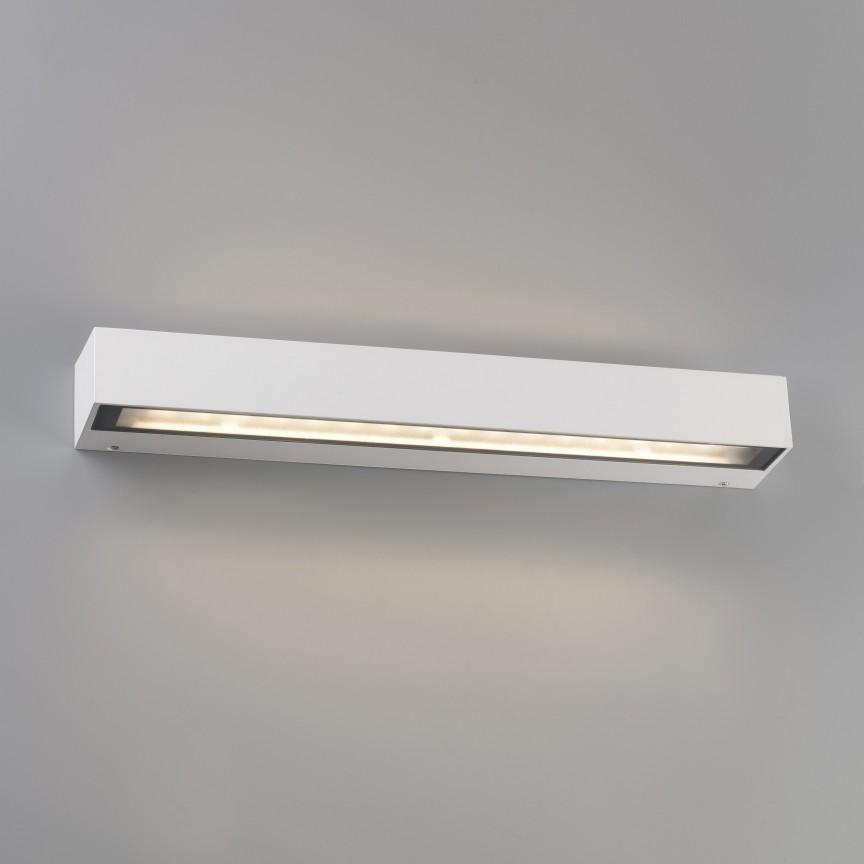 Aplica de exterior cu protectie IP65, TACOS LED alb 71063, PROMOTII,  a