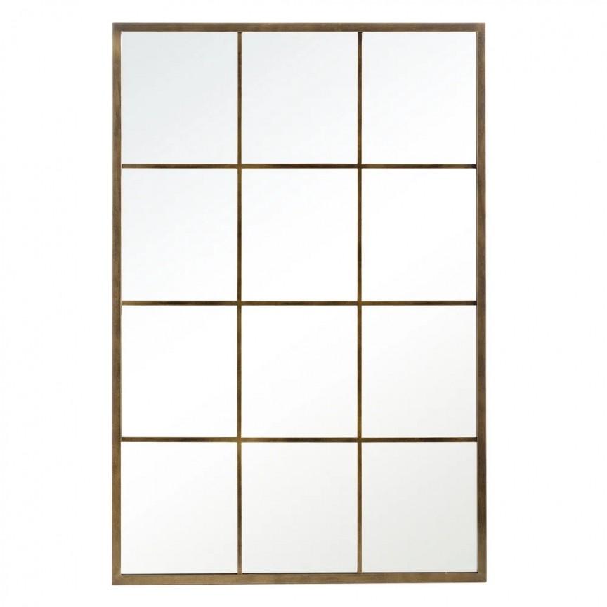 Oglinda design fereastra VENTANA, 80x120cm SX-121421, Oglinzi decorative,  a