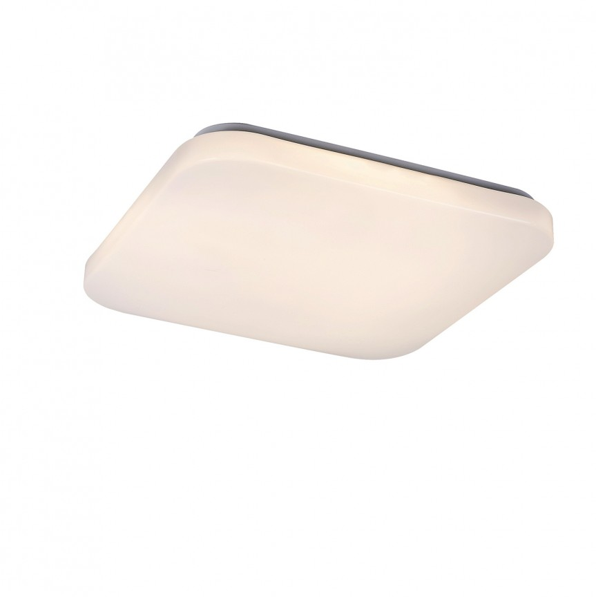 Plafoniera LED slim cu telecomanda Emmett 5699 RX, Lampi LED si Telecomanda, Corpuri de iluminat, lustre, aplice, veioze, lampadare, plafoniere. Mobilier si decoratiuni, oglinzi, scaune, fotolii. Oferte speciale iluminat interior si exterior. Livram in toata tara.  a