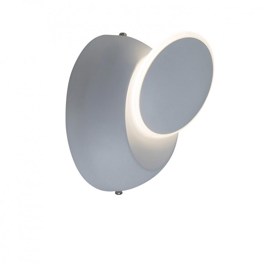 Aplica LED minimalista cu spot directionabil Dorian 5776 RX, Aplice de perete moderne, Corpuri de iluminat, lustre, aplice, veioze, lampadare, plafoniere. Mobilier si decoratiuni, oglinzi, scaune, fotolii. Oferte speciale iluminat interior si exterior. Livram in toata tara.  a