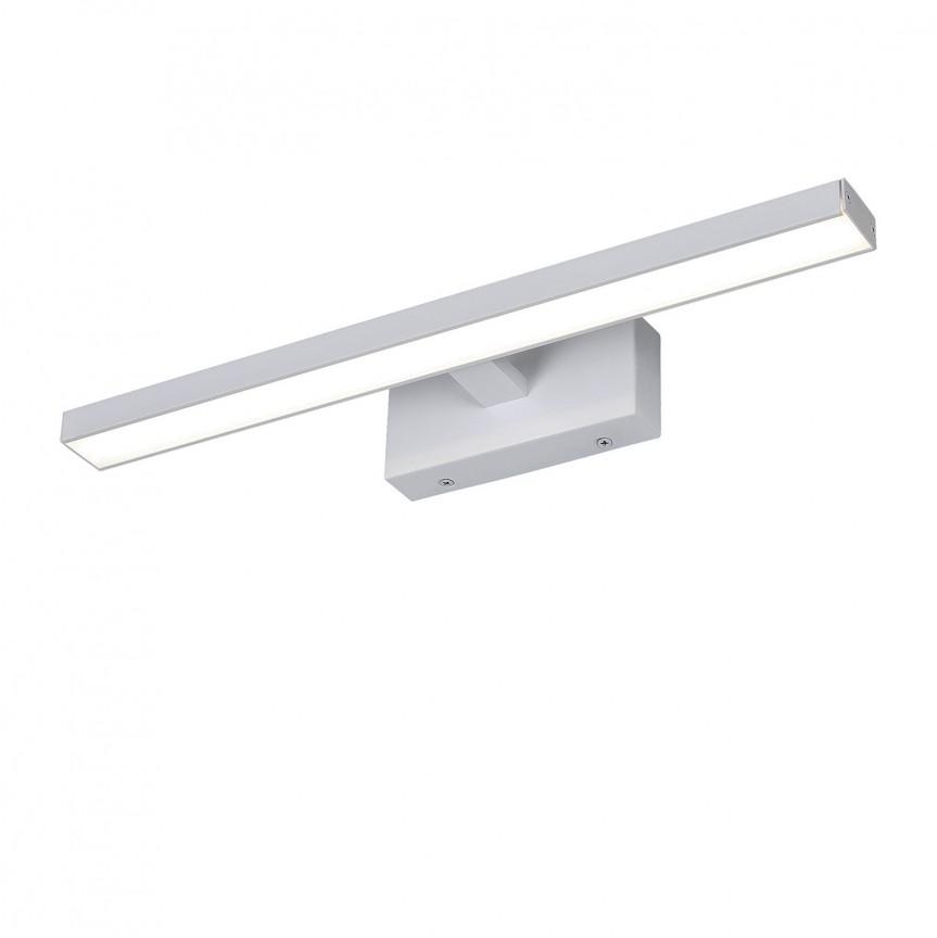 Aplica perete LED pentru oglinda baie IP44 Spencer 5783 RX, Aplice pentru baie, oglinda, tablou, Corpuri de iluminat, lustre, aplice, veioze, lampadare, plafoniere. Mobilier si decoratiuni, oglinzi, scaune, fotolii. Oferte speciale iluminat interior si exterior. Livram in toata tara.  a