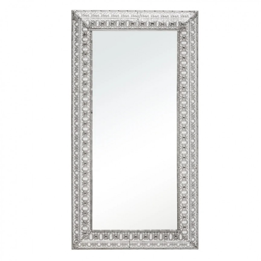 Oglinda design vintage PLATA, 63x119cm SX-151499, Oglinzi decorative,  a