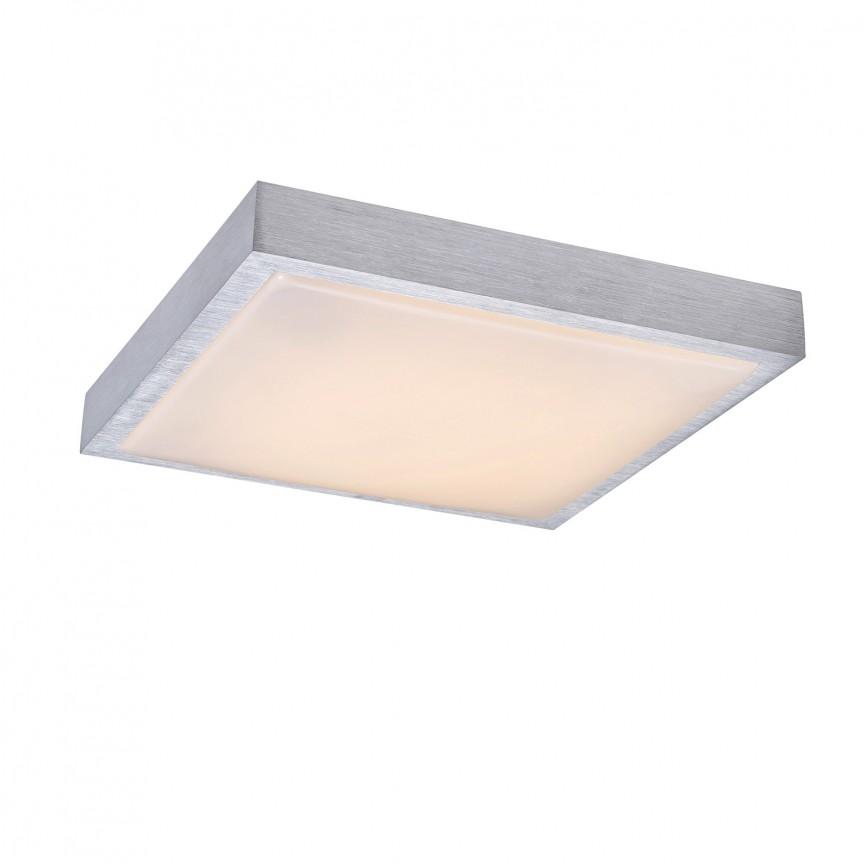 Plafoniera LED design modern Sasha 5795 RX, Plafoniere LED, Spoturi LED, Corpuri de iluminat, lustre, aplice, veioze, lampadare, plafoniere. Mobilier si decoratiuni, oglinzi, scaune, fotolii. Oferte speciale iluminat interior si exterior. Livram in toata tara.  a
