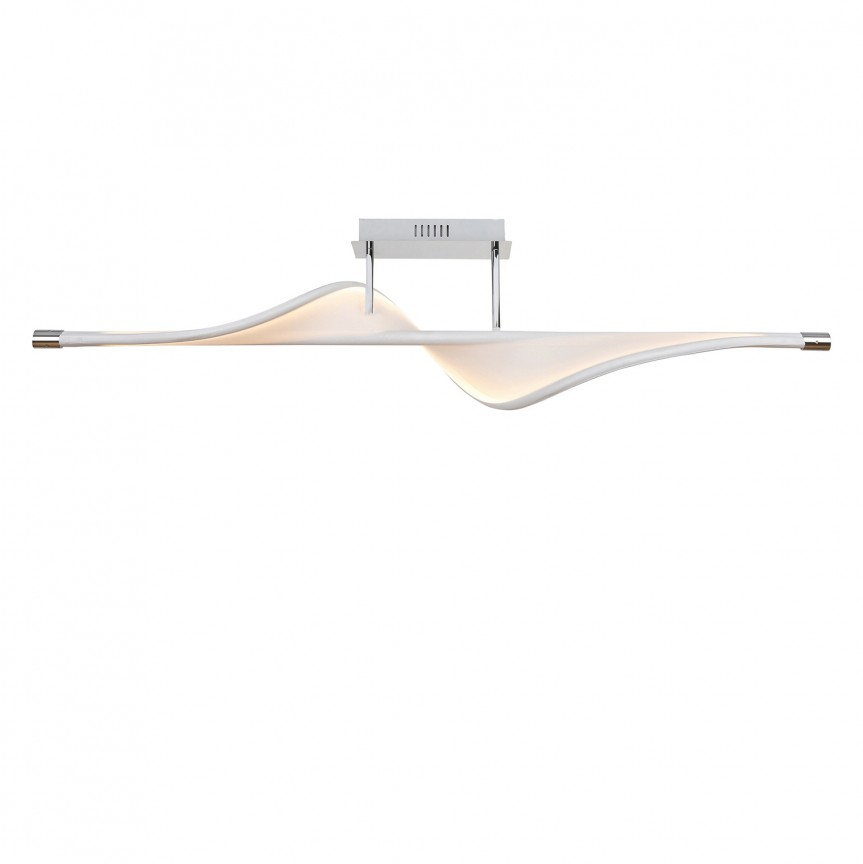 Lustra LED aplicata design modern Falcon 5917 RX, Lustre moderne aplicate, Corpuri de iluminat, lustre, aplice, veioze, lampadare, plafoniere. Mobilier si decoratiuni, oglinzi, scaune, fotolii. Oferte speciale iluminat interior si exterior. Livram in toata tara.  a