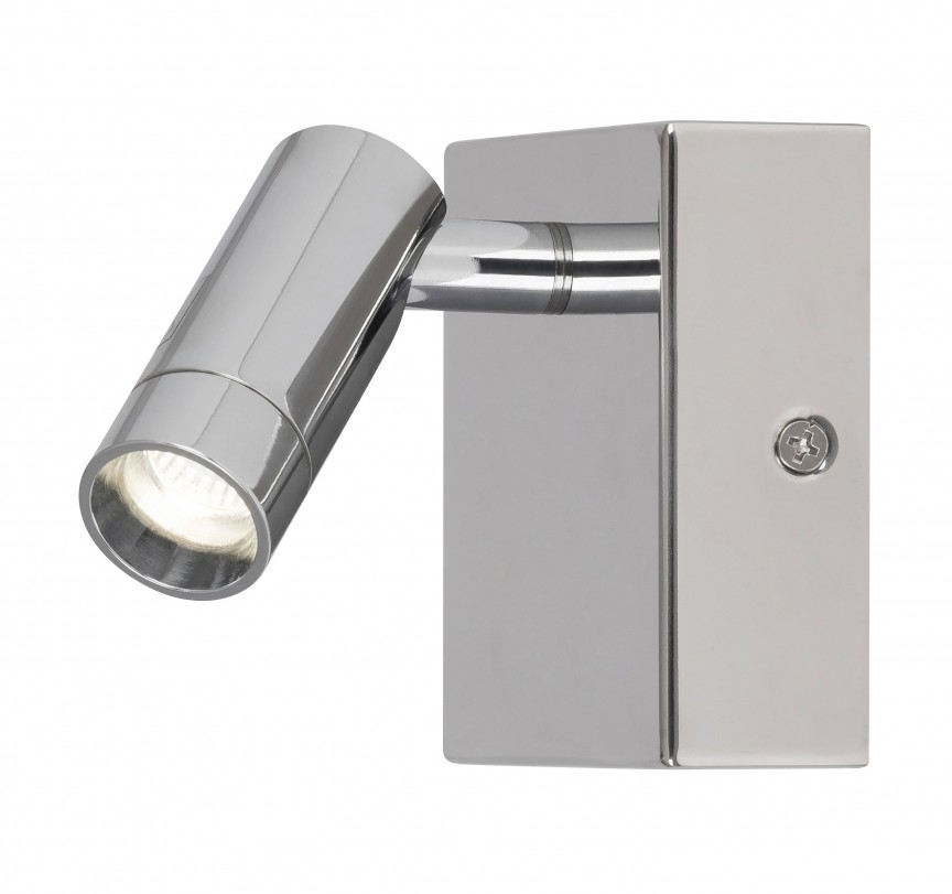 Aplica LED cu spot directionabil pentru baie IP44 George 5493 RX , Aplice pentru baie, oglinda, tablou, Corpuri de iluminat, lustre, aplice, veioze, lampadare, plafoniere. Mobilier si decoratiuni, oglinzi, scaune, fotolii. Oferte speciale iluminat interior si exterior. Livram in toata tara.  a